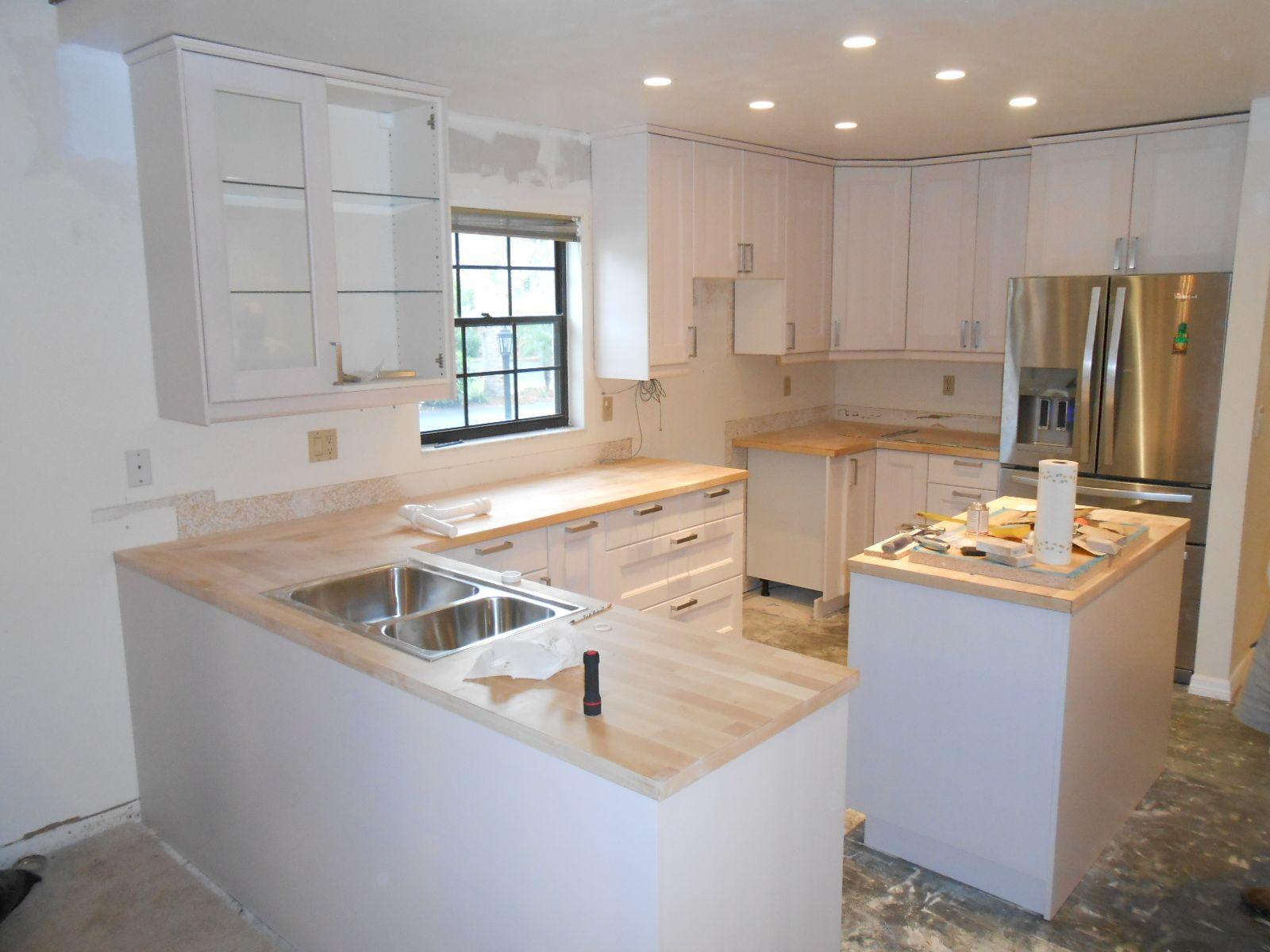 Kitchen Kitchen Cabinets Estimate Olympus Digital Camera From Cool Kitchen Cabinet Cost Inspiration