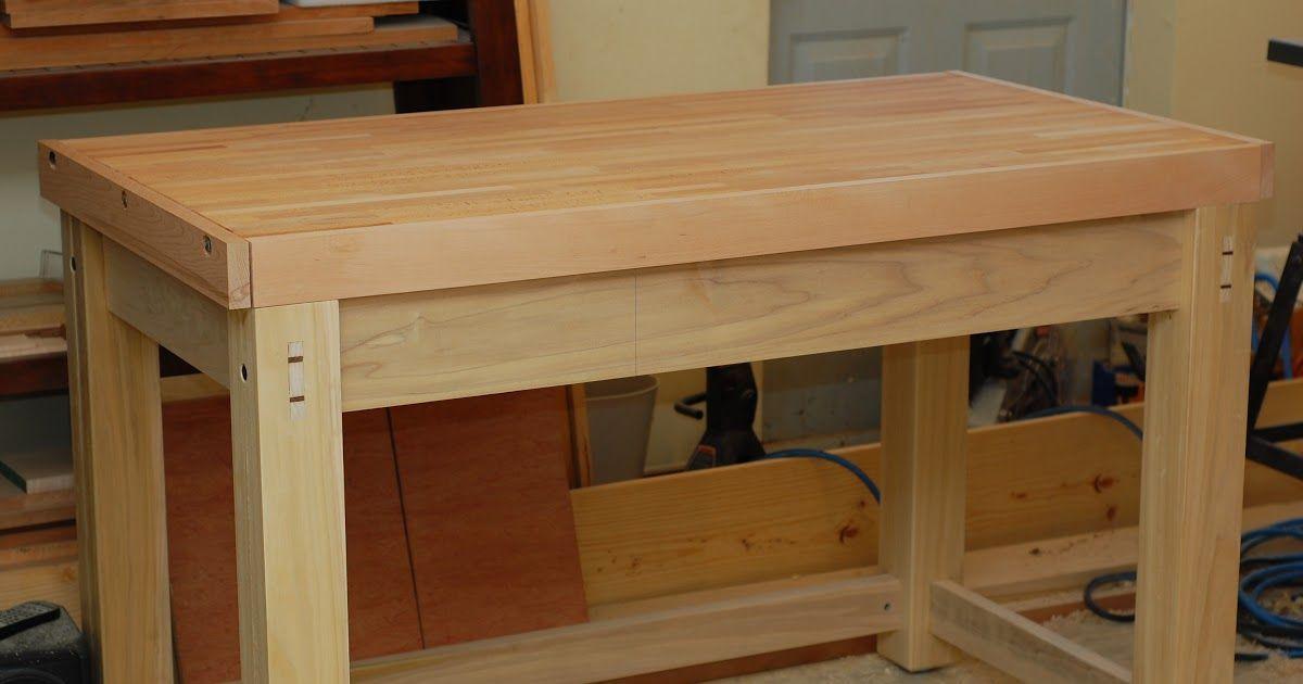 Woodworking Workbench Cross Grain Wooden Work Bench Wooden