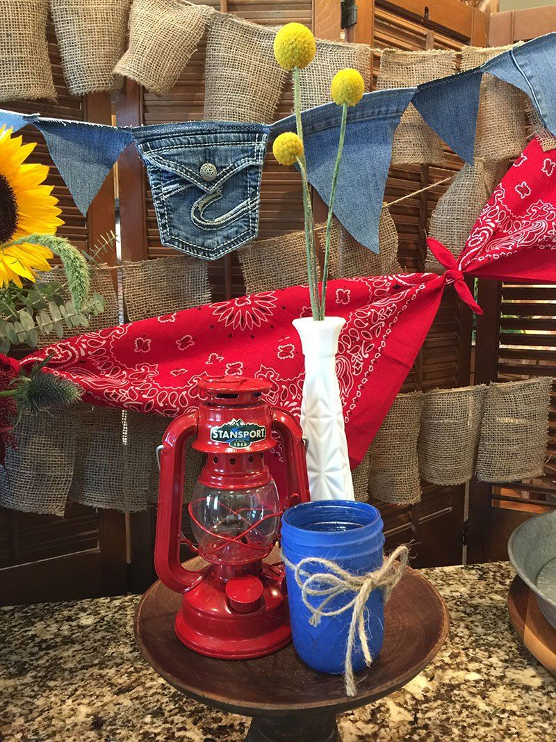 Boy country party ideas perfect for a western theme