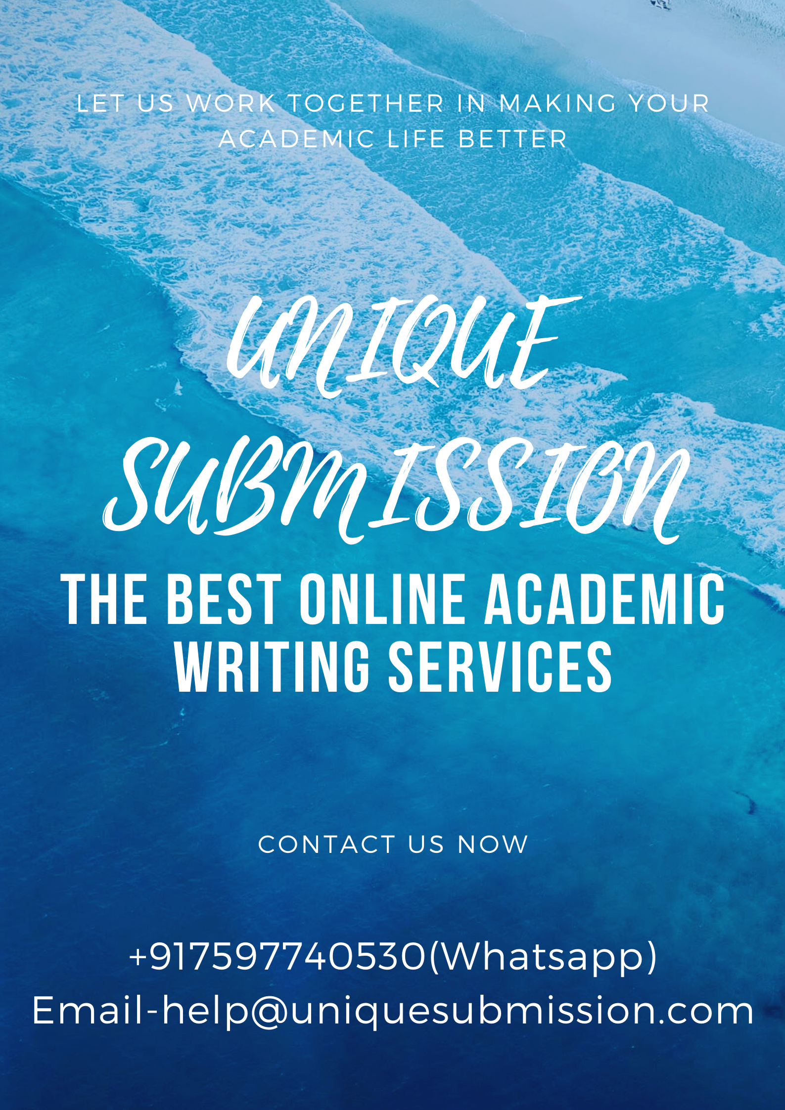 Dissertation guidance