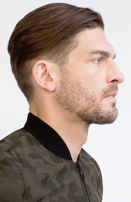 Men S Hairstyles Short Back And Sides Photo Zara Menshairstyles Menshair Shortbackandsides Haircuts For Men Hipster Hairstyles Mens Medium Length Hairstyles