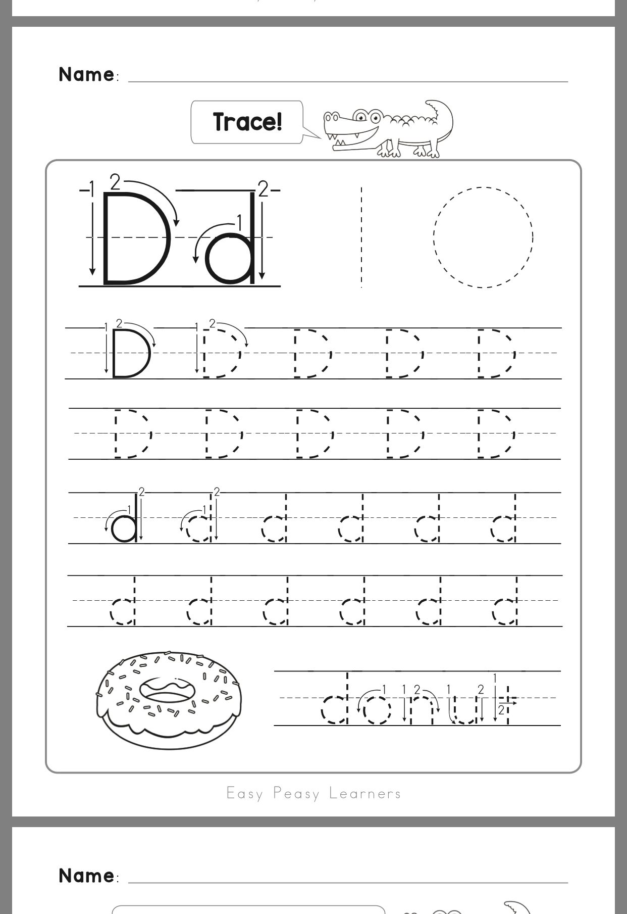 Pin By Golden Style Book On Learning The Alphabet