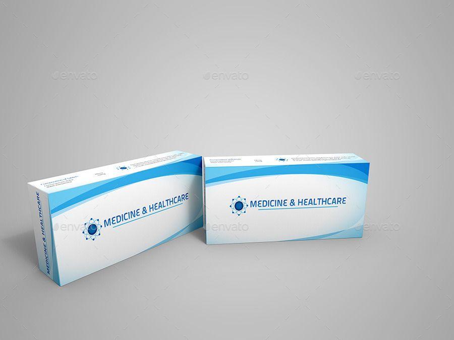 Download Medicine Box Mockup Medicine Boxes Medicine Box Design Box Mockup
