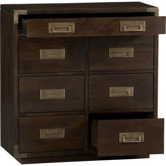 Palmer Chest in Dressers, Chests   Crate and Barrel