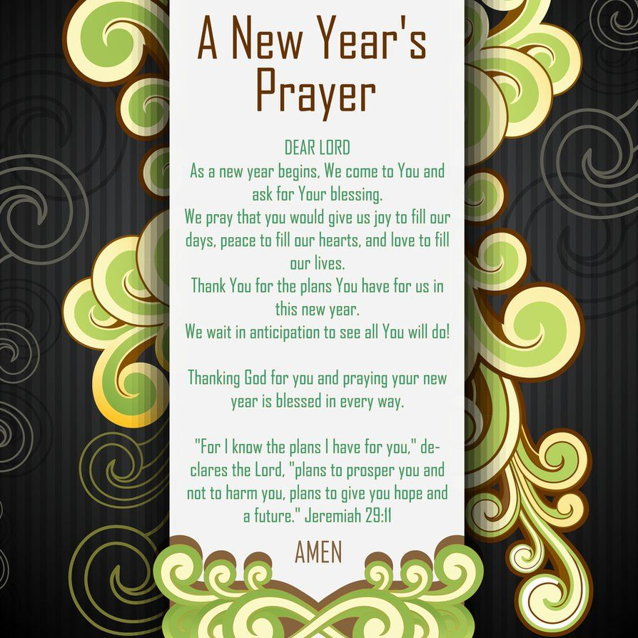 new year blessing | Posters and Pics | Pinterest