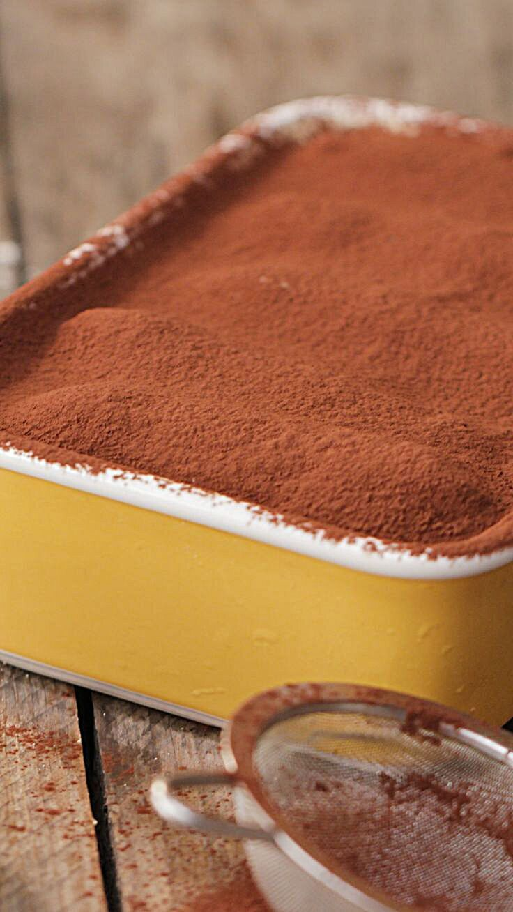 When it comes to Italian desserts made with lady fingers, espresso and cocoa powder, why mess with a...