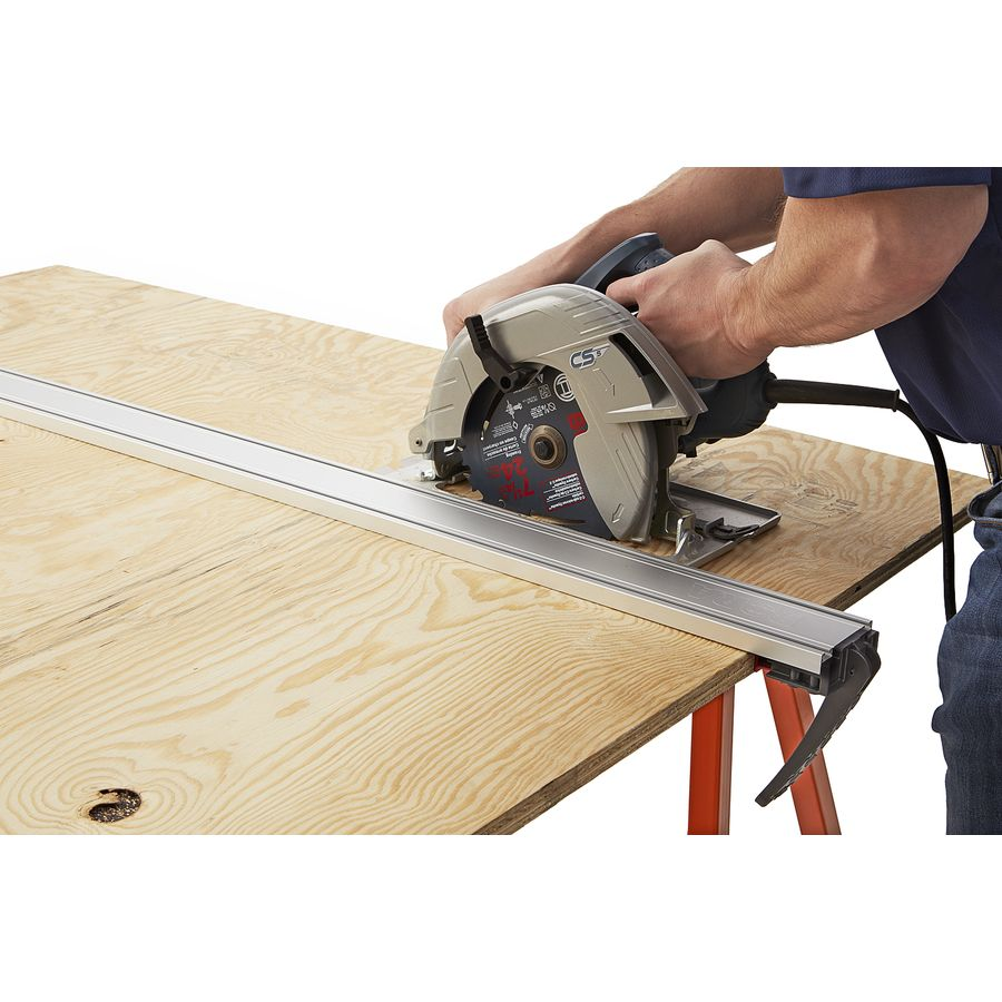 Shop bora wtx 50 in clamp edge saw guide at lowes tools the bora wtx clamp edge saw guide is the perfect addition to your tool box allowing you to make straight cuts with a circular saw made out of heavy gauge greentooth Images
