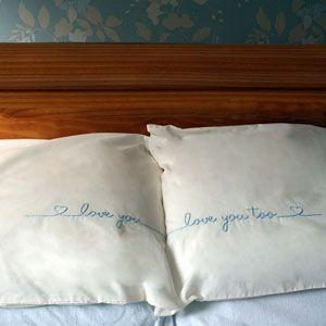 love you pillows (2do aniv bodas de algodón)
