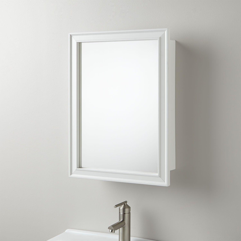 Signature hardware: Deerfield+Medicine+Cabinet+with+Mirror $91.95 ...