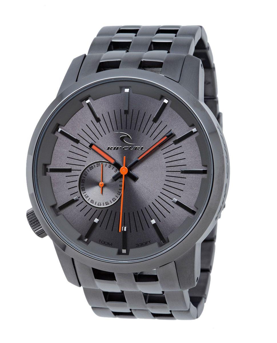 53045c26960 Rip Curl Detroit SSS Watch Gunmetal  ripcurl