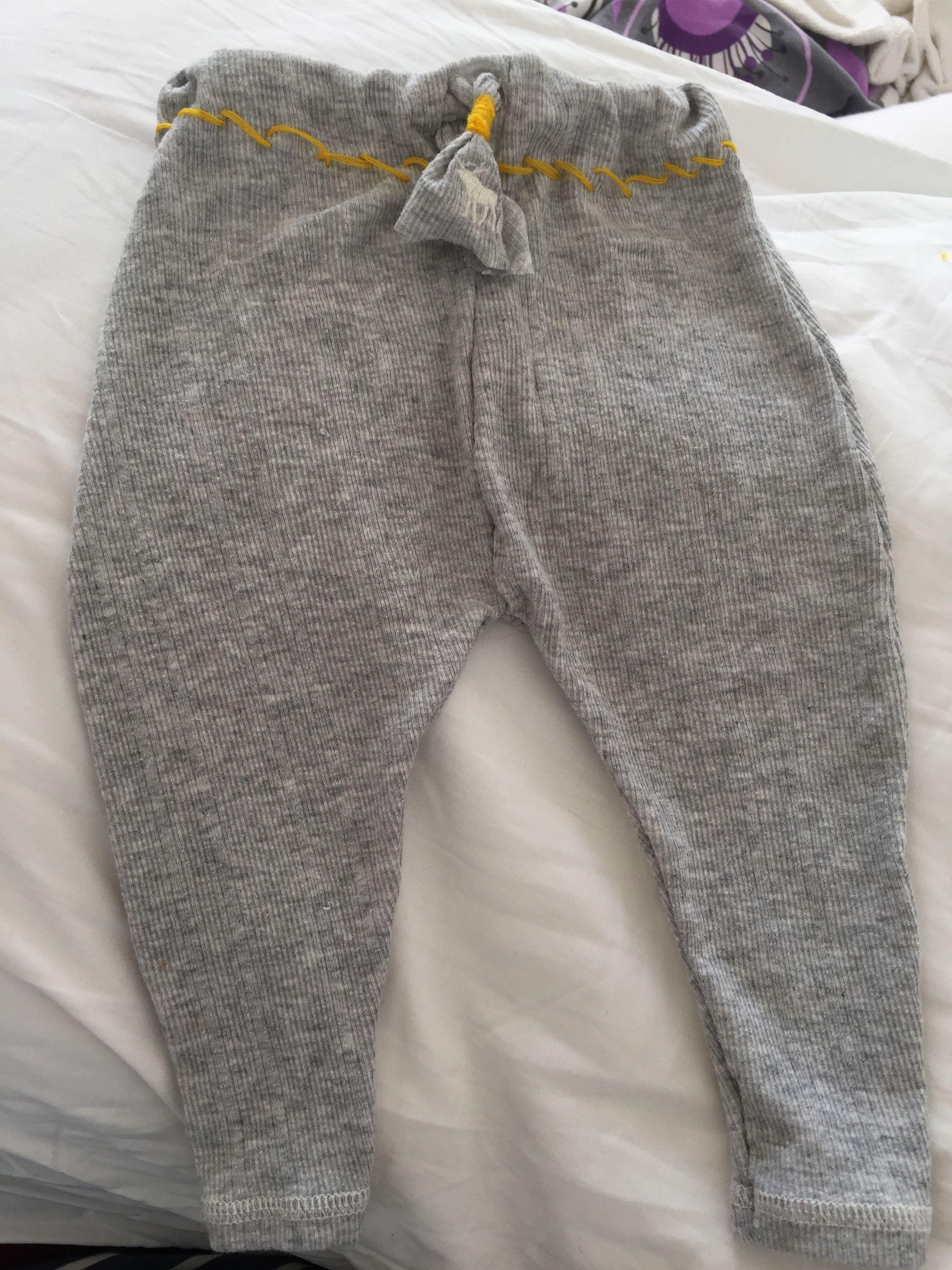 Handmade baby pants baby pants fashion pants