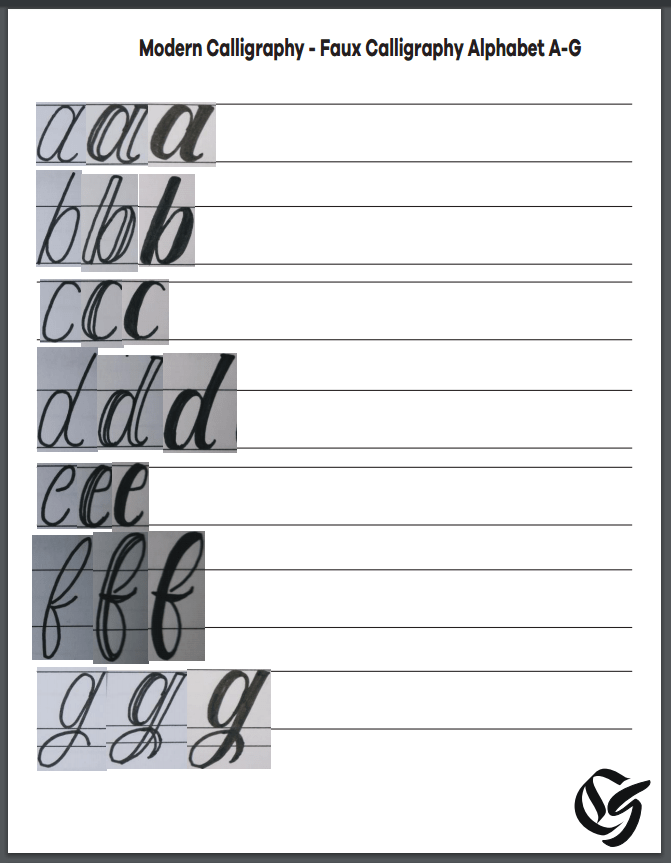 Free Calligraphy Practice Sheets Quickest Learning Calligraphy Practice Sheet Calligraphy Practice Sheets Free Calligraphy Worksheet Alphabet Practice Sheets
