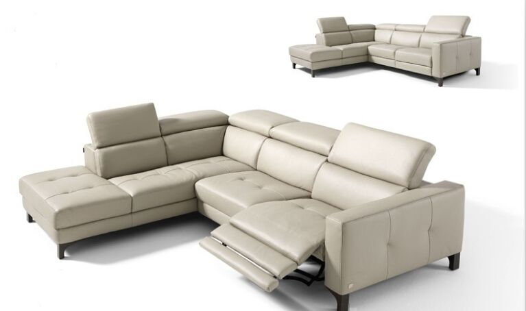 Home Source Lucy Sofa Recliner Recliningsofa Sofa Home Grey Leather Reclining Sofa Leather Reclining Sofa