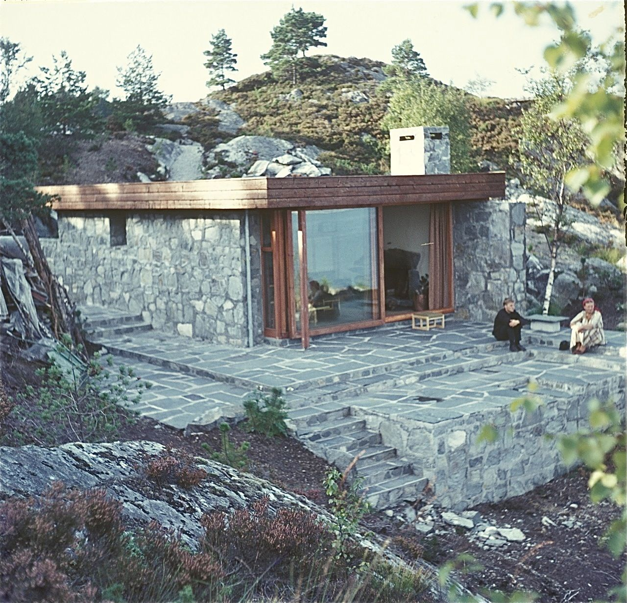 Minihus på Askøy - Helge Hjertholm