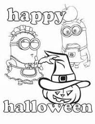Download Image result for minion halloween coloring pages | Halloween coloring pages, Minion halloween