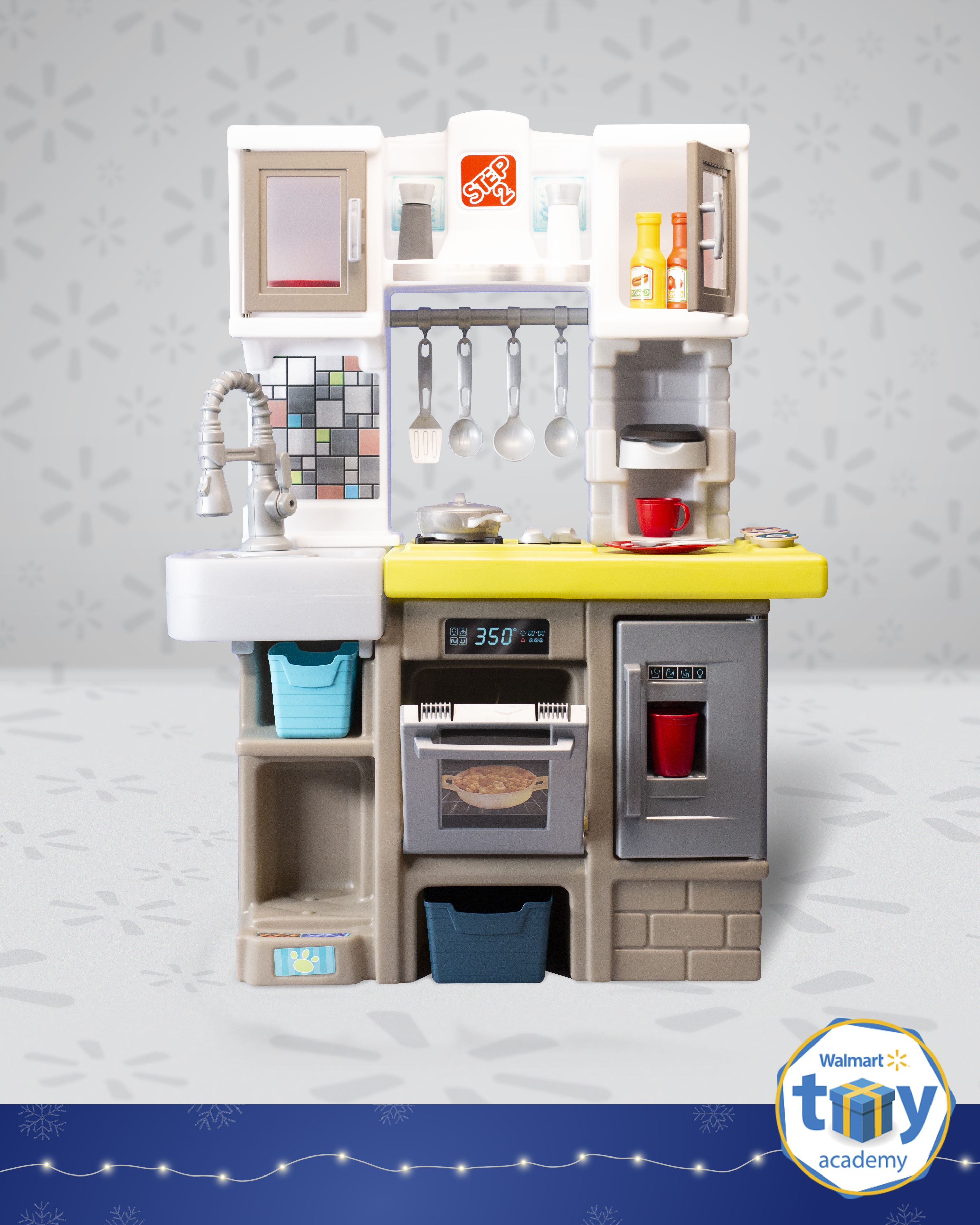 Looking For The Perfect Gift For The Little One Who Loves Helping Around The House This Gift Is Toy Acade Play Kitchen Sets Kids Play Kitchen Set Play Kitchen