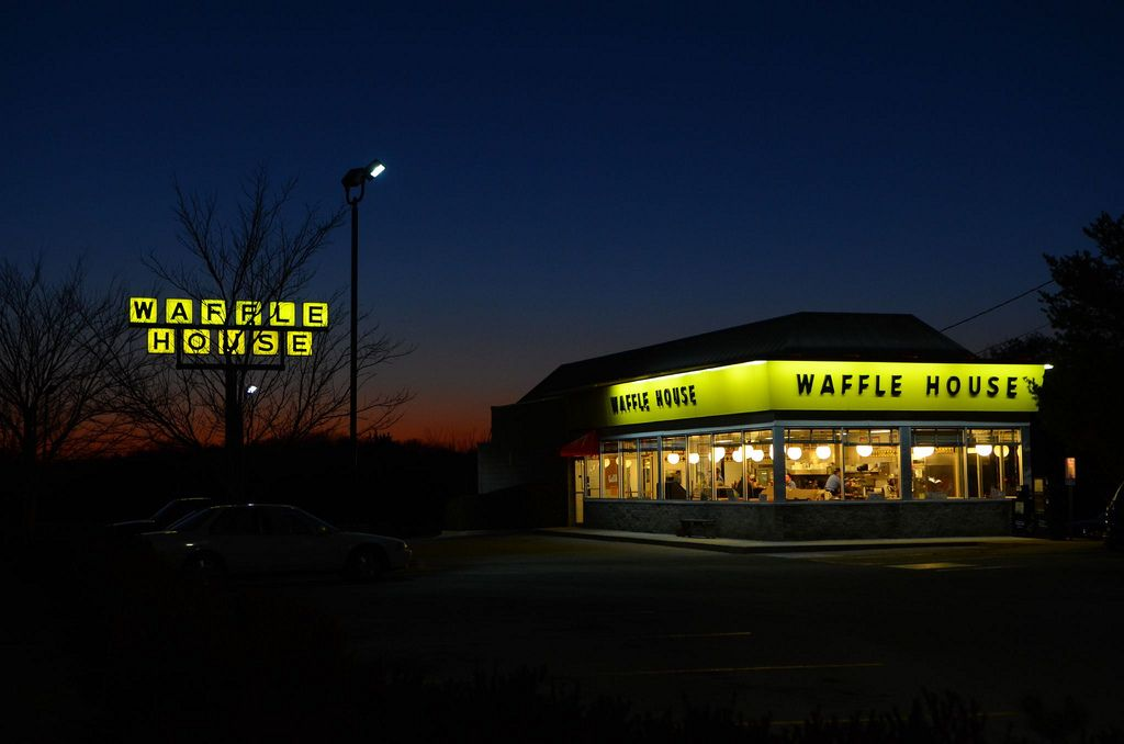 Waffle House Waffle House Los Angeles Pictures Southern Comfort