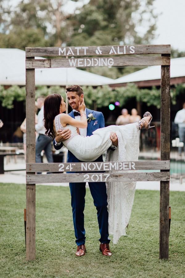 20 idées de décoration de mariage rustique | Roses et anneaux – Partie 2   – wedding ideas