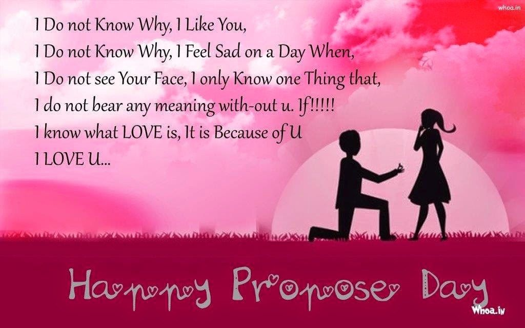 Download free cute love propose wallpapers for your mobile phone ...