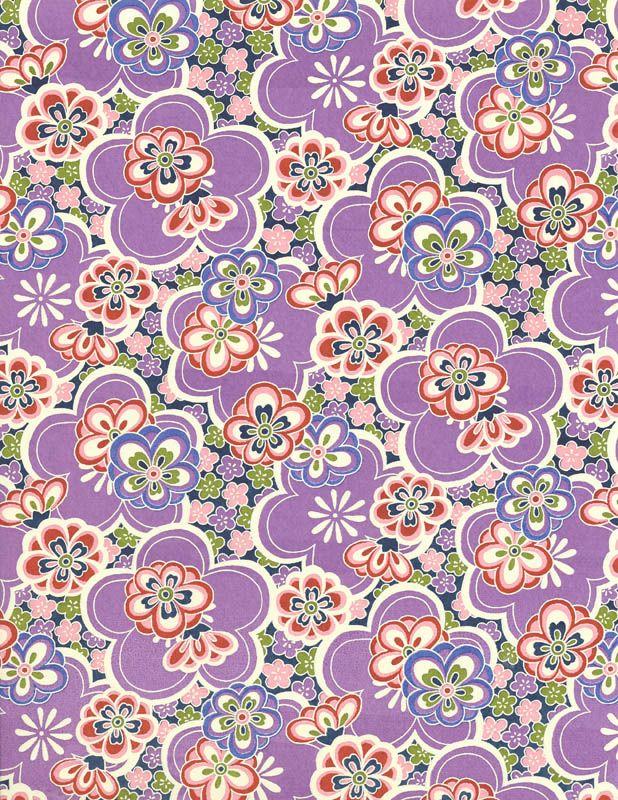 Japanese paper pattern | Japanese Designs | Japanese paper, Origami