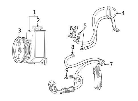 2004 Jeep Liberty 3 7 Cooling System Diagram. Jeep. Wiring