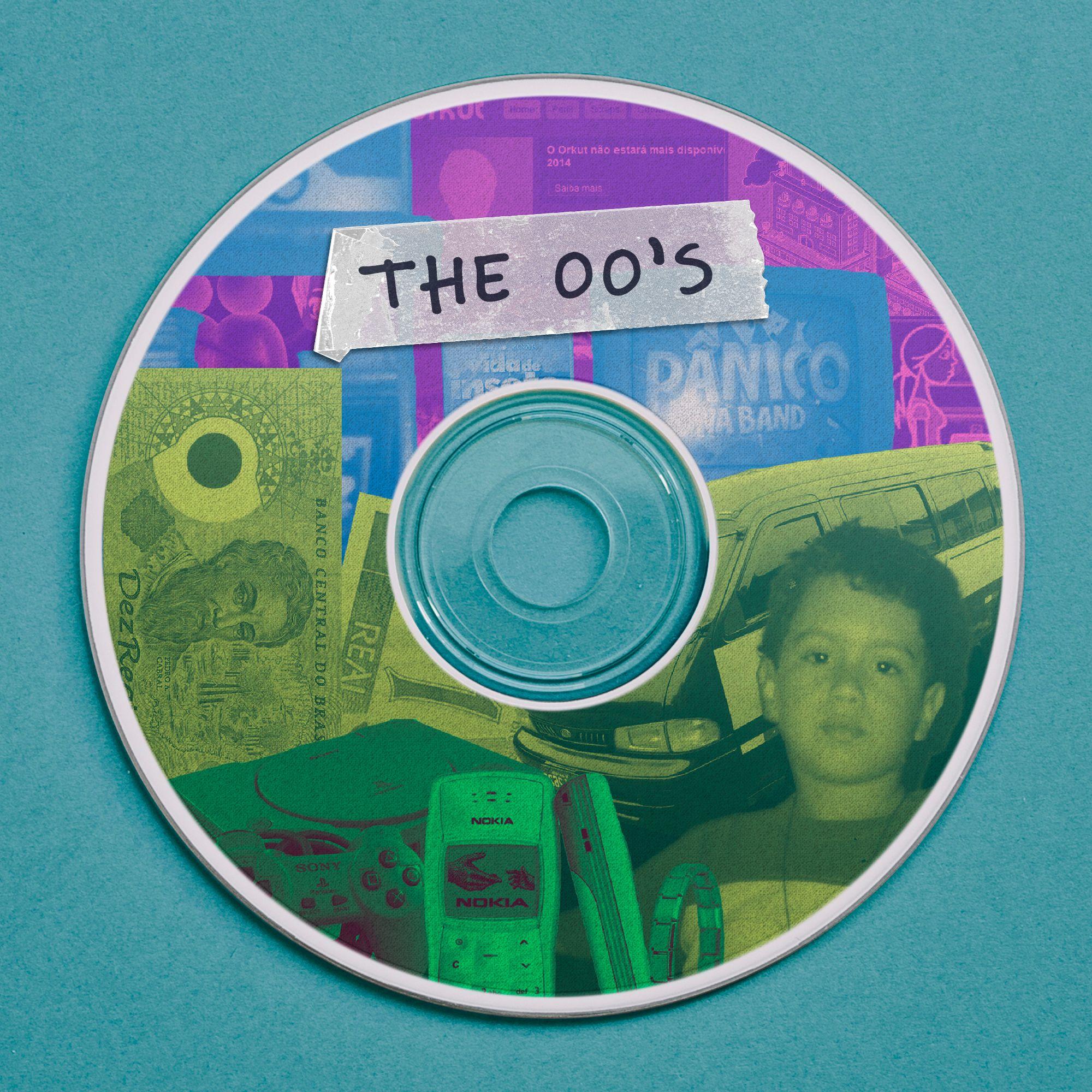 The 00's | Music cover photos, Music album cover, Playlist names ideas