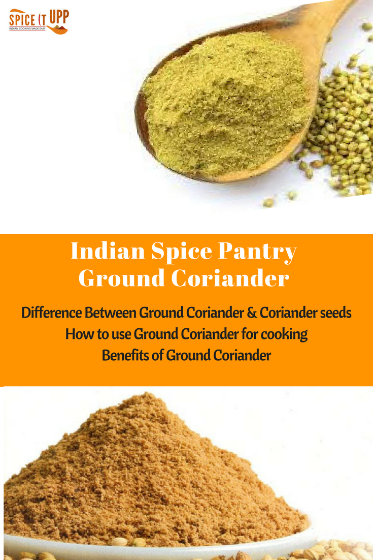 ground coriander : a complete guide on benefits, cooking