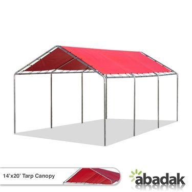 14 X 20 Canopy With Tarp Top When Looking For A Nice Shade Select Sy Shelter Such As The