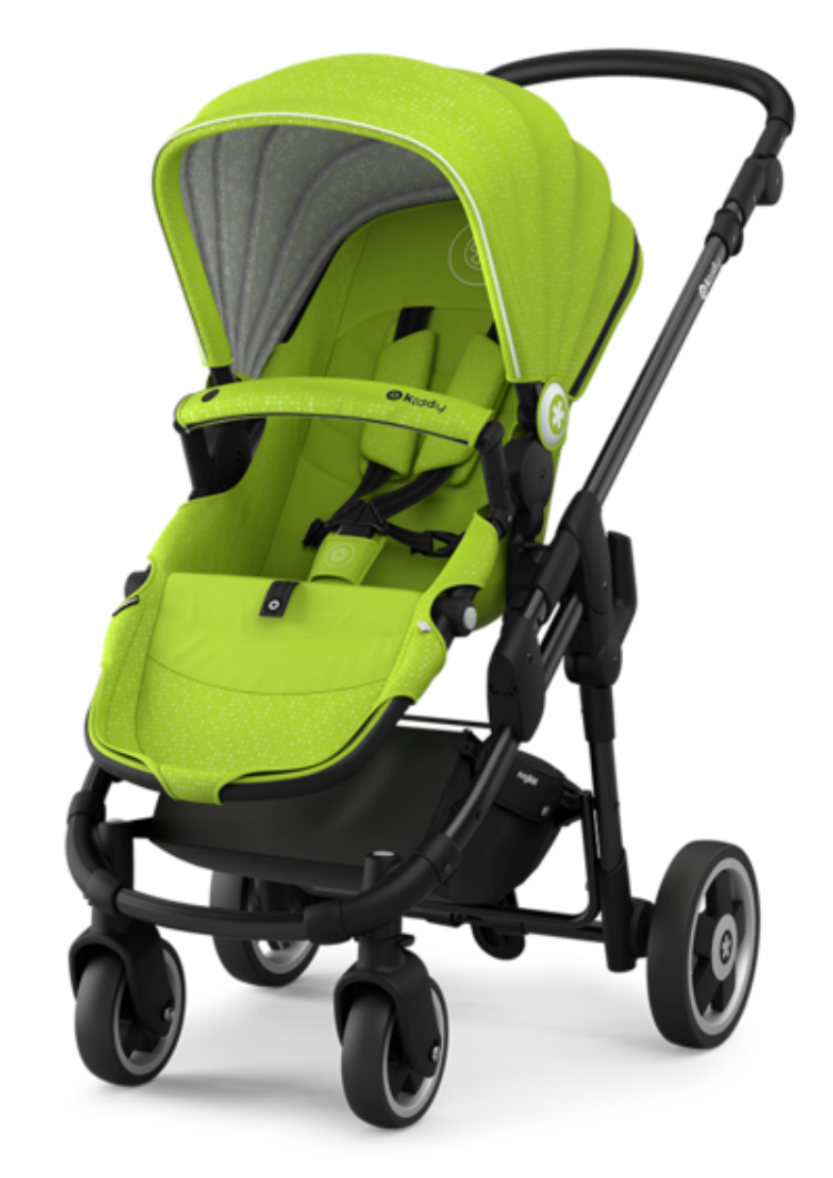 Evoglide 1 Stroller From Kiddy Review Baby strollers