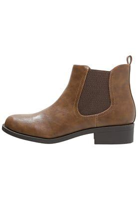 MAY - Ankelstøvler - brown