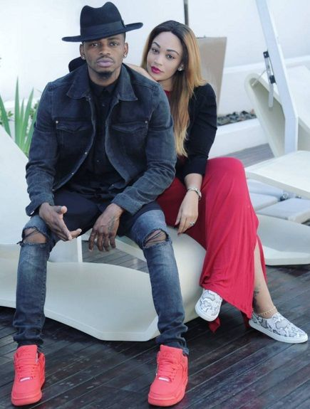 Diamond Platnumz and Zari | Mens fashion, Fashion, Kampala