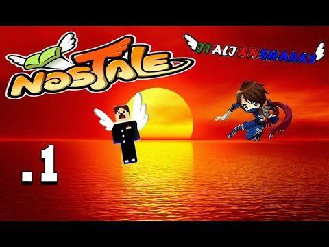 Nostale Gameplay ITA Ep 1 - Road to 0/33 w/Zumbahd - #nostaleita