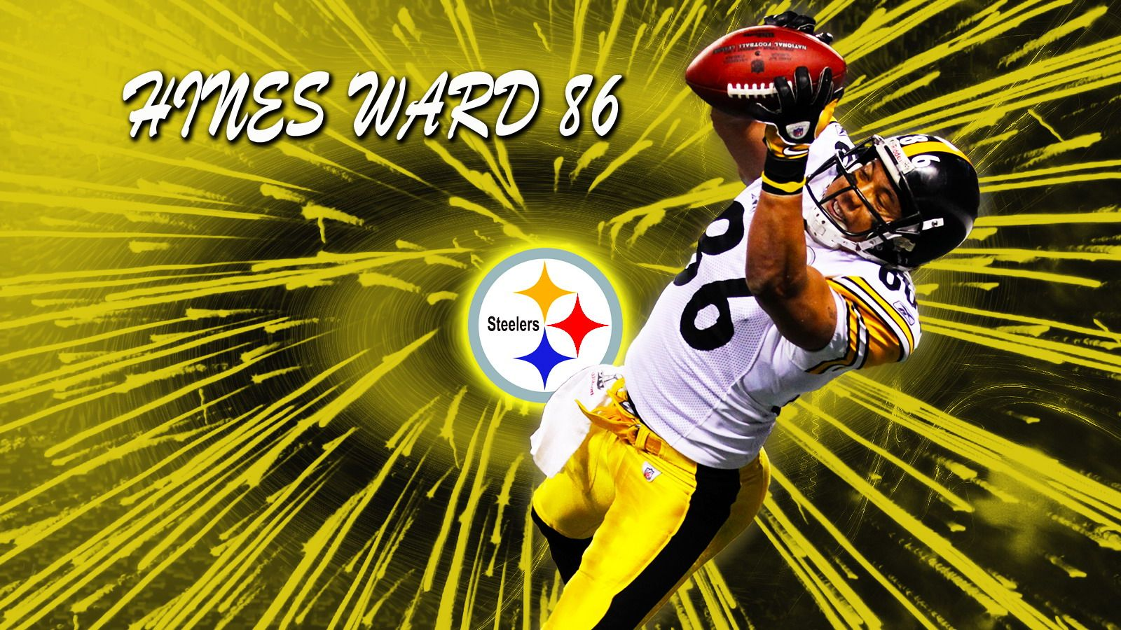 NFL Wallpapers - Hines Ward Of The Pittsburgh