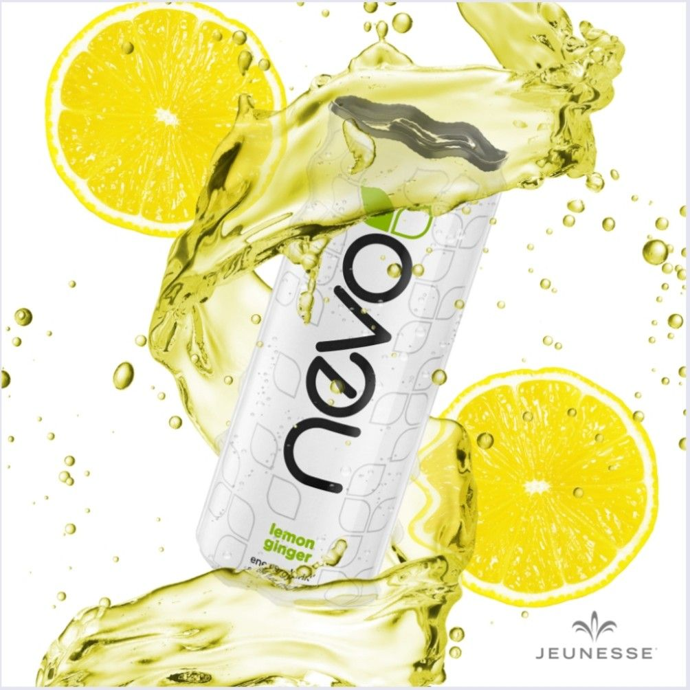 Nevo offers a fresh twist on energy in four refreshing