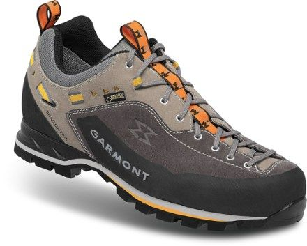 Garmont Men s Dragontail MNT GTX Approach Shoes Shark Taupe 0c3b717afe06