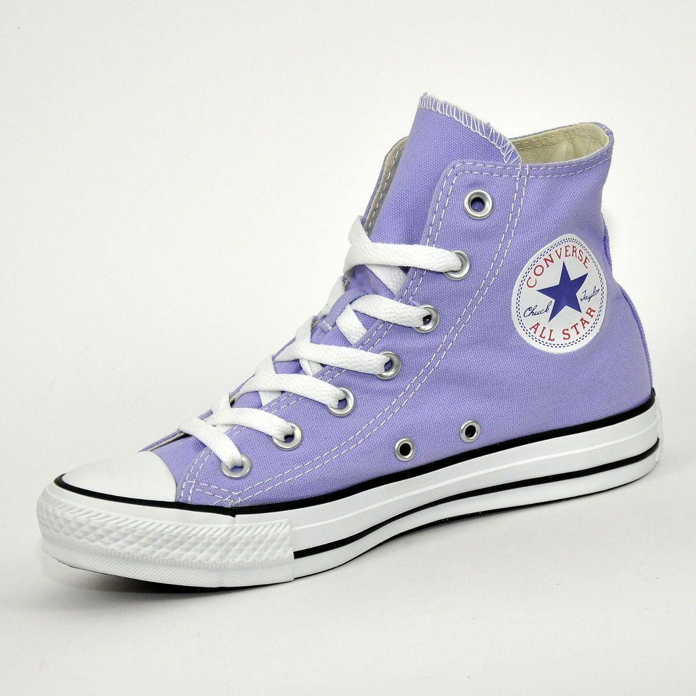 ORIGINALE Converse AS HI Lavender 142364c