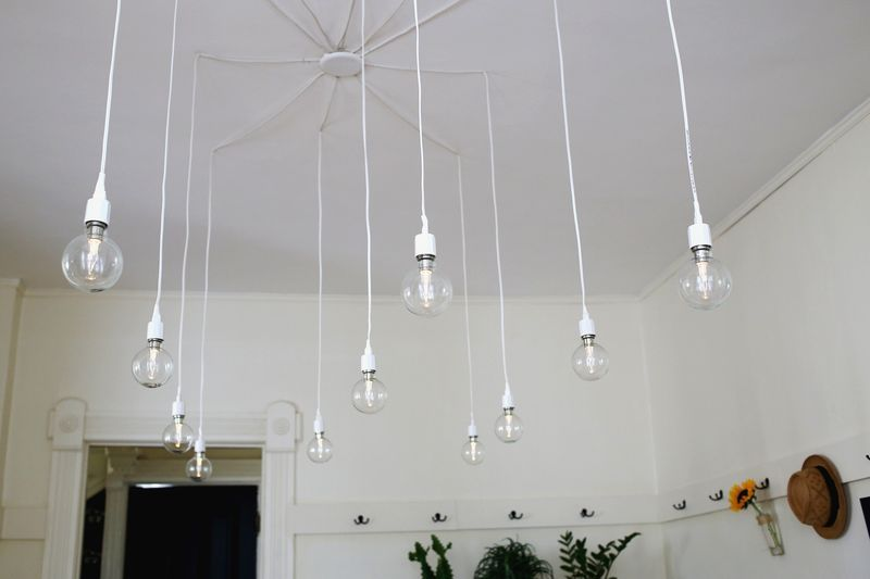 Elsie S Dream Diy Light Fixture Home Diy Light Fixtures Light