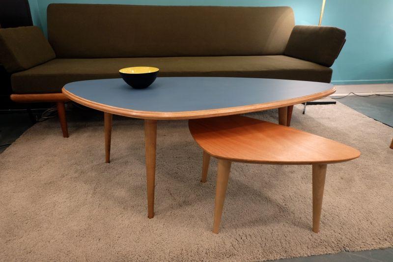Stunning Table Basse Vintage Tripode Pictures - Transformatorio.us ...