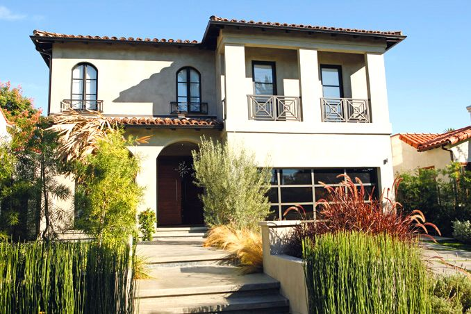 Modern contemporary style for manny pacquiao 39 s los angeles - Modern interior doors los angeles ...