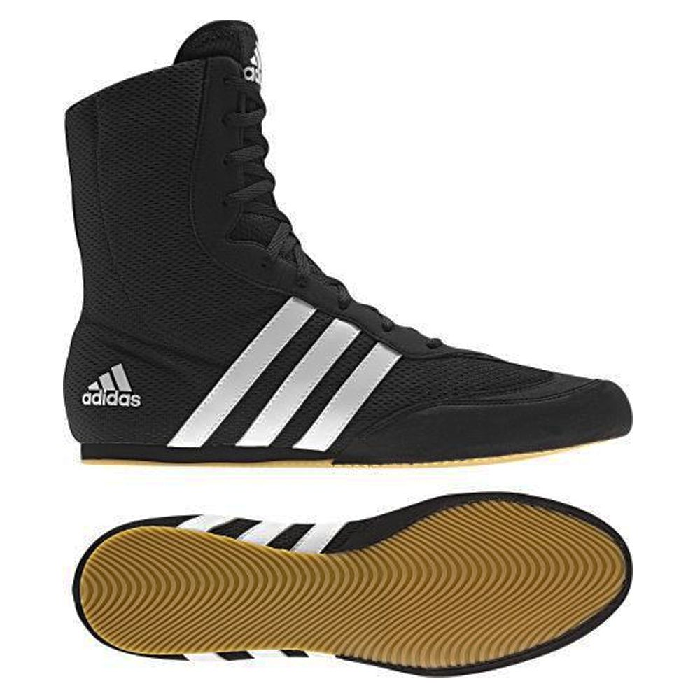 on sale 21e09 6f101 New adidas  sports mens boxing  shoes box hog 2  boots black trainers boys  uk siz, View more on the LINK  http   www.zeppy.io  product gb 2 150903083307