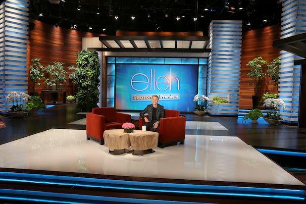 The Ellen Show Hosted By Ellen Degeneres Image Credit