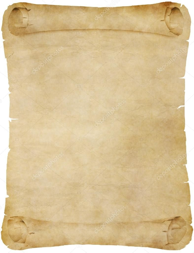 Papel de pergamino antiguo pergamino vector de stock - Papel pared antiguo ...