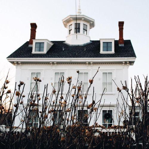 The golden hour in Provincetown, Massachusetts ...