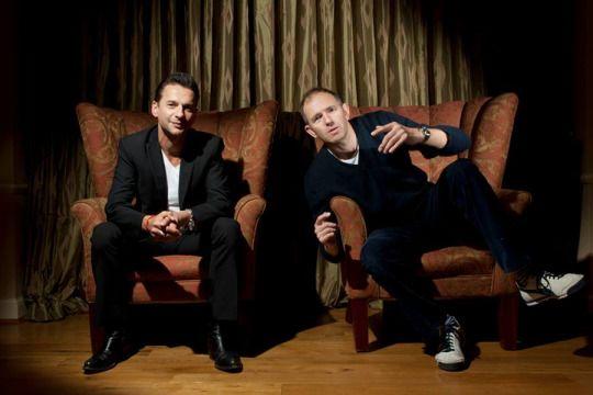Dave Gahan & Anton Corbijn