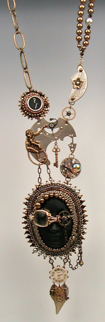 Time Warped by Diane Hyde... i LOVE this piece!
