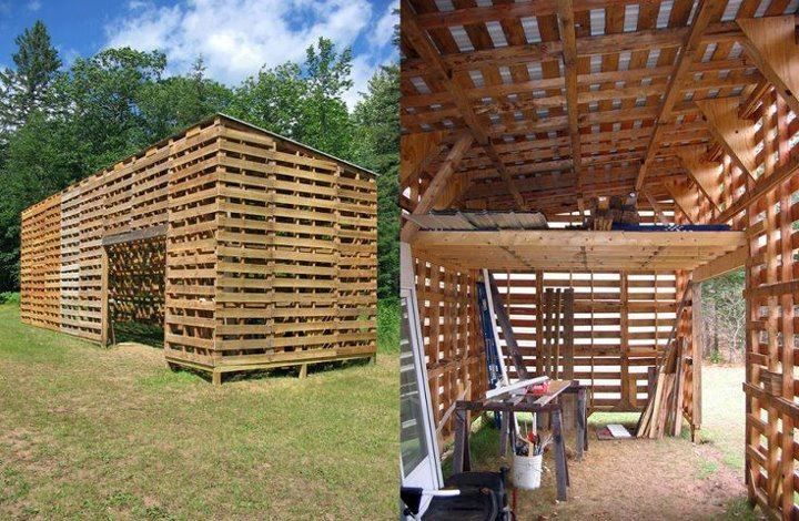 Comment Construire Une Cabane | Woodworking Plans, Woodworking And Wood  Working
