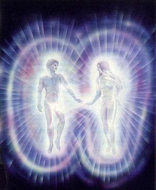Indigo Aura Couple   Love   Indigo children, Twin souls, Soul connection