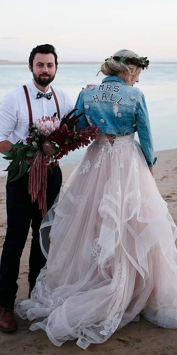Hottest Trend 2020 18 Wedding Jackets (With images