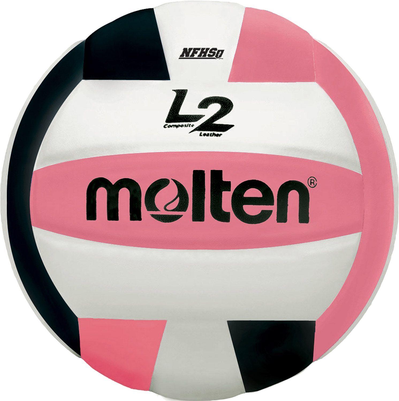 Molten L2 Replica Composite Indoor Volleyball In 2020 Indoor Volleyball Molten Volleyball Volleyball