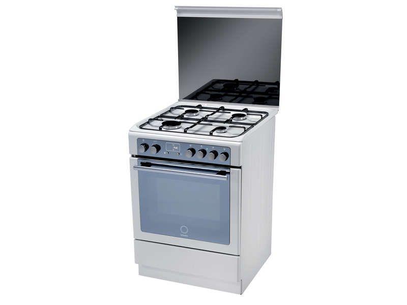 Cuisinière mixte 60 cm SCHOLTES S6G9PEAG pas cher prix promo ...